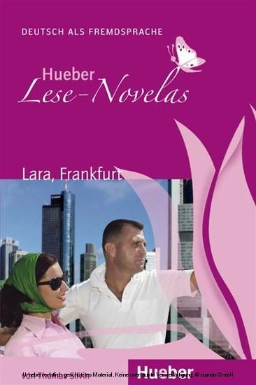 Lara, Frankfurt - Blick ins Buch