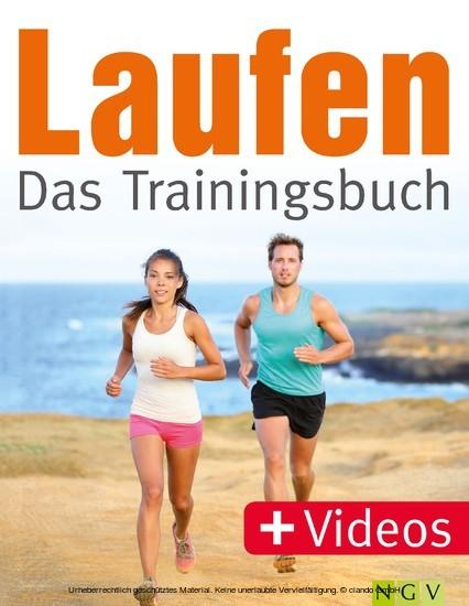 Laufen - Das Trainingsbuch - Blick ins Buch