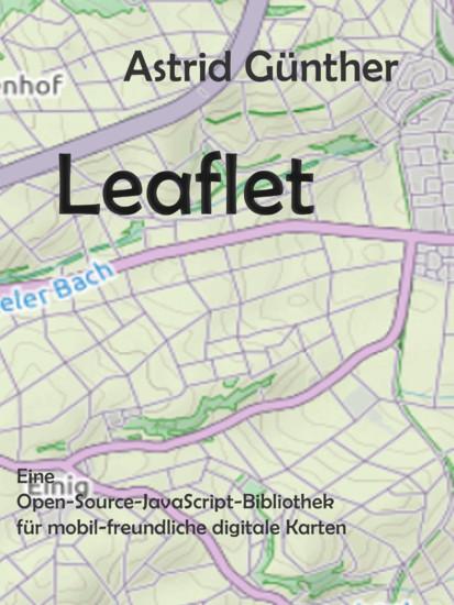 Leaflet - Blick ins Buch