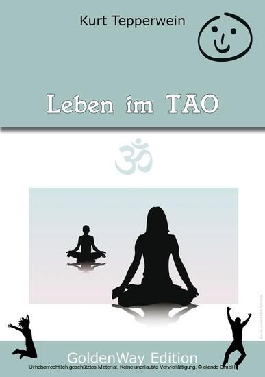 Leben im TAO - Blick ins Buch