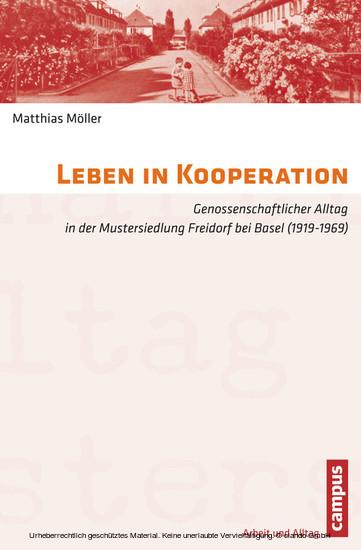 Leben in Kooperation - Blick ins Buch
