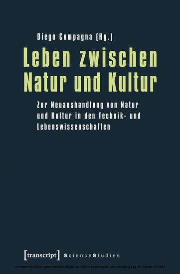 Leben zwischen Natur und Kultur - Blick ins Buch
