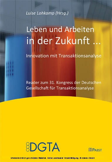 Leben und Arbeiten in der Zukunft ... - Blick ins Buch