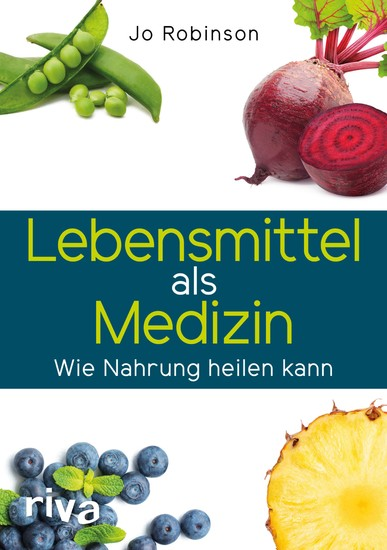 Lebensmittel als Medizin - Blick ins Buch