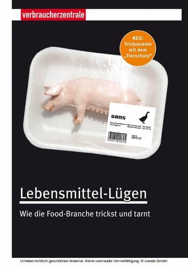 Lebensmittel-Lügen - Blick ins Buch