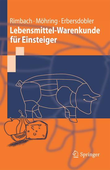 Lebensmittel-Warenkunde für Einsteiger - Blick ins Buch