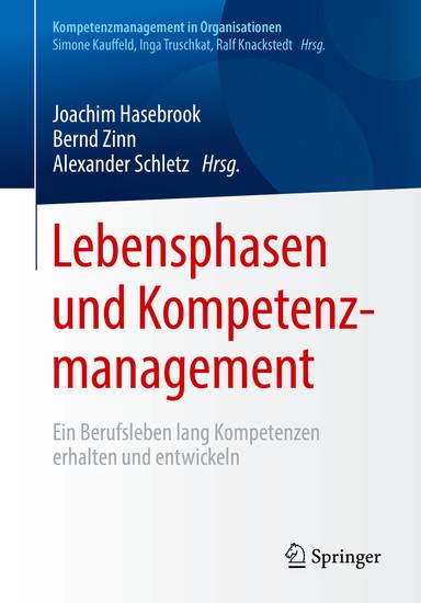 Lebensphasen und Kompetenzmanagement - Blick ins Buch