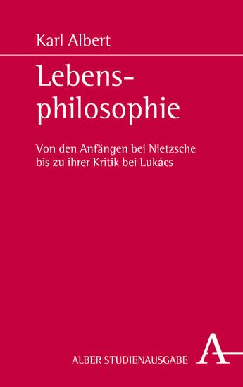 Lebensphilosophie - Blick ins Buch