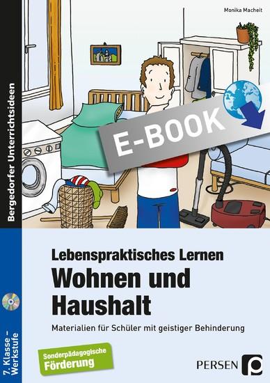 Lebenspraktisches Lernen: Wohnen und Haushalt - Blick ins Buch