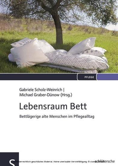 Lebensraum Bett - Blick ins Buch