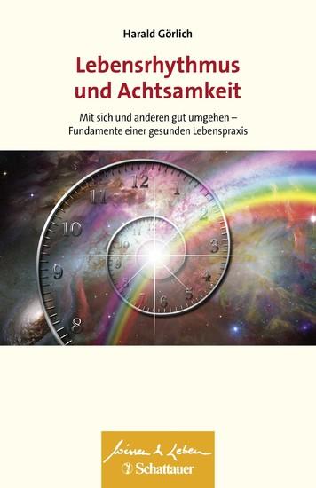 Lebensrhythmus und Achtsamkeit - Blick ins Buch
