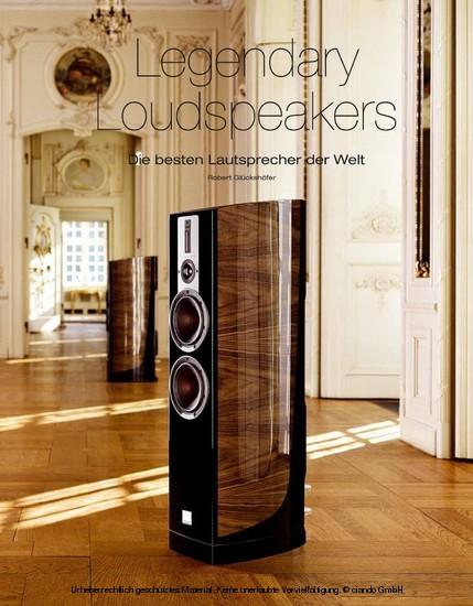 Legendary Loudspeakers - Blick ins Buch