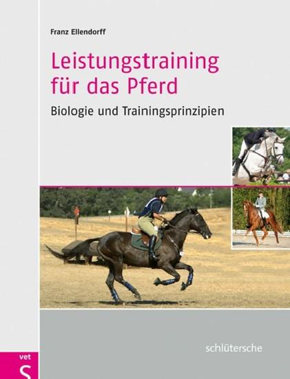 Leistungstraining für das Pferd - Blick ins Buch