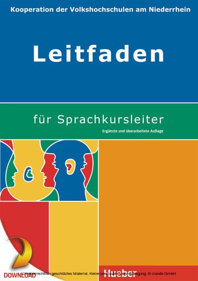 Leitfaden für Sprachkursleiter - Blick ins Buch