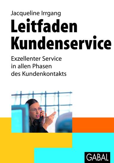 Leitfaden Kundenservice - Blick ins Buch