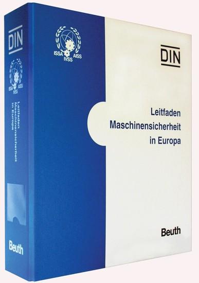 Leitfaden Maschinensicherheit in Europa - Blick ins Buch
