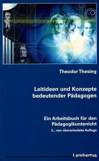 Leitideen und Konzepte - Blick ins Buch