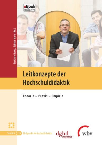 Leitkonzepte der Hochschuldidaktik - Blick ins Buch