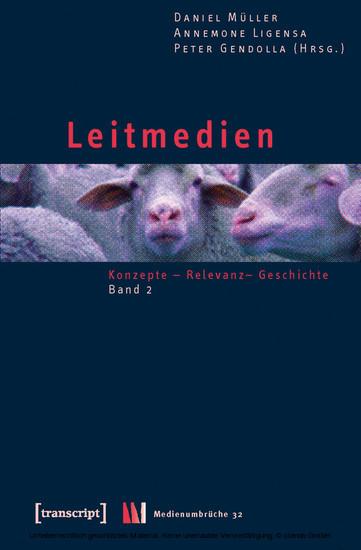 Leitmedien - Blick ins Buch