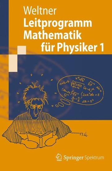 Leitprogramm Mathematik für Physiker 1 - Blick ins Buch