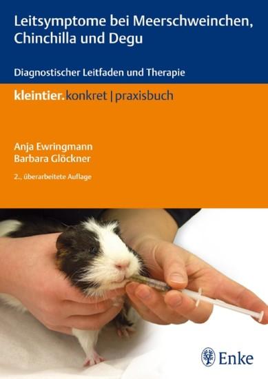 Leitsymptome bei Meerschweinchen, Chinchilla und Degu - Blick ins Buch