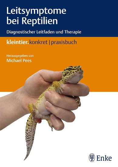 Leitsymptome bei Reptilien - Blick ins Buch