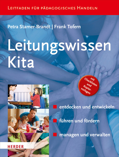 Leitungswissen Kita - Blick ins Buch