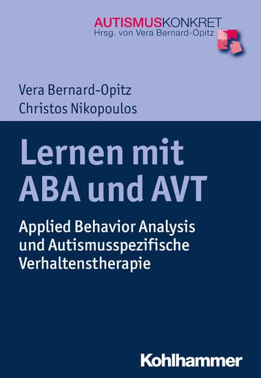 Lernen mit ABA und AVT - Blick ins Buch