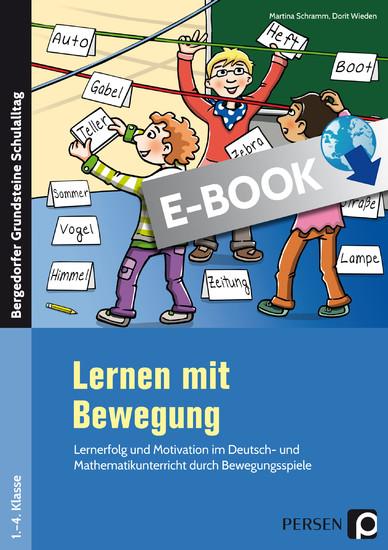 Lernen mit Bewegung - Blick ins Buch