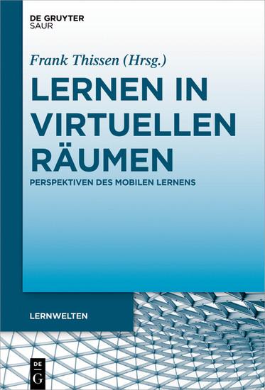 Lernen in virtuellen Räumen - Blick ins Buch