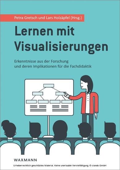 Lernen mit Visualisierungen - Blick ins Buch