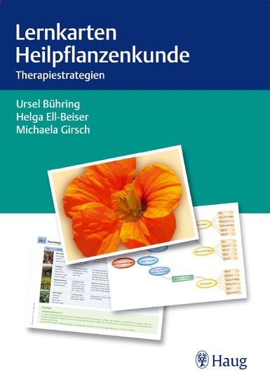 Lernkarten Heilpflanzenkunde - Blick ins Buch