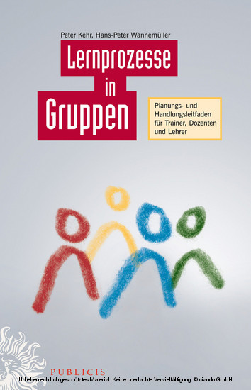 Lernprozesse in Gruppen - Blick ins Buch
