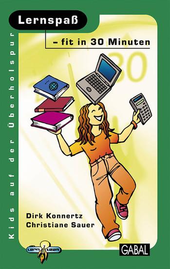 Lernspaß - fit in 30 Minuten - Blick ins Buch