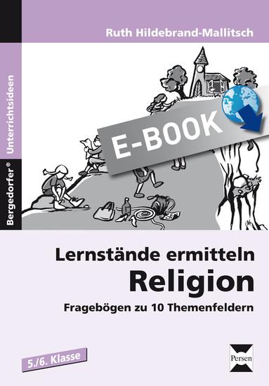 Lernstände ermitteln: Religion 5./6. Klasse - Blick ins Buch