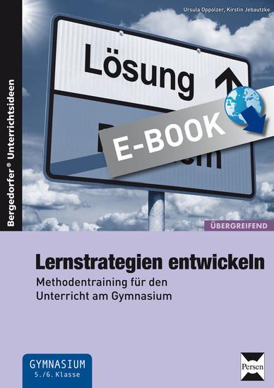 Lernstrategien entwickeln - Blick ins Buch