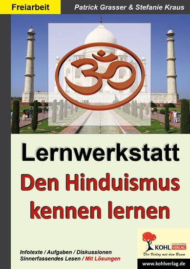 Lernwerkstatt Den Hinduismus kennen lernen - Blick ins Buch