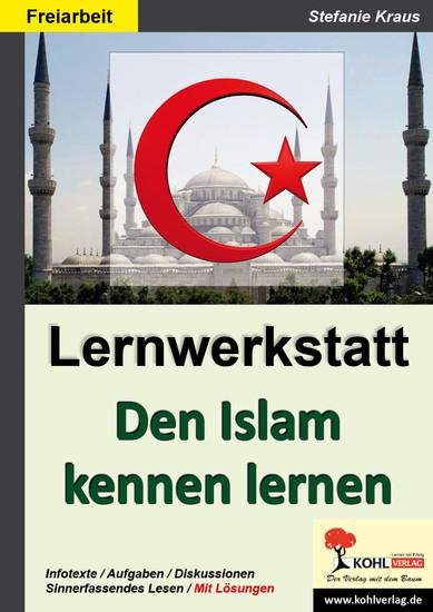Lernwerkstatt Den Islam kennen lernen - Blick ins Buch
