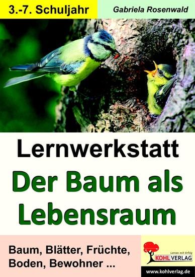 Lernwerkstatt Der Baum als Lebensraum - Blick ins Buch