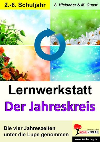 Lernwerkstatt Der Jahreskreis - Blick ins Buch