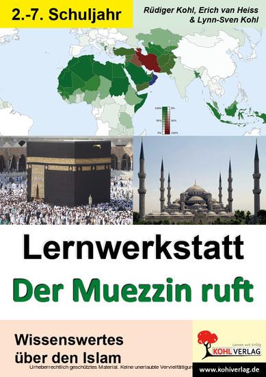 Lernwerkstatt Der Muezzin ruft - Blick ins Buch