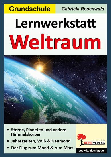 Lernwerkstatt Der Weltraum - Blick ins Buch