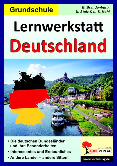 Lernwerkstatt Deutschland - Blick ins Buch