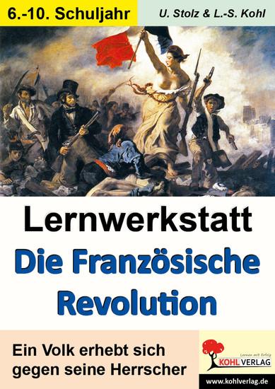 Lernwerkstatt Die Französische Revolution - Blick ins Buch