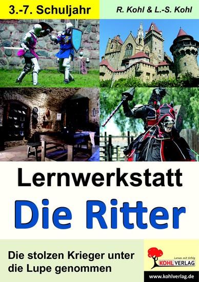 Lernwerkstatt Die Ritter - Blick ins Buch
