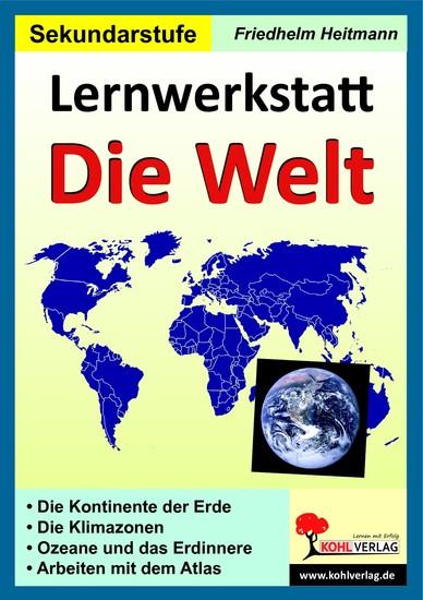 Lernwerkstatt Die Welt - Blick ins Buch