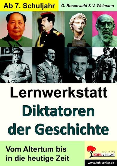 Lernwerkstatt Diktatoren der Geschichte - Blick ins Buch