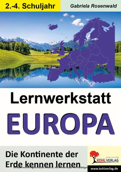 Lernwerkstatt EUROPA - Blick ins Buch