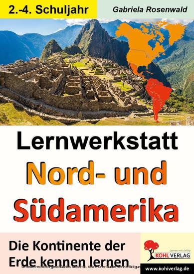 Lernwerkstatt NORD- & SÜDAMERIKA - Blick ins Buch