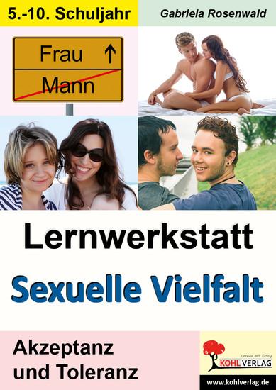 Lernwerkstatt Sexuelle Vielfalt - Blick ins Buch